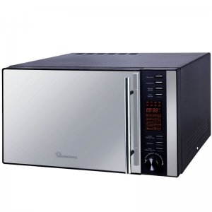 25 LITERS MICROWAVE+GRILL BLACK- RM/326. photo