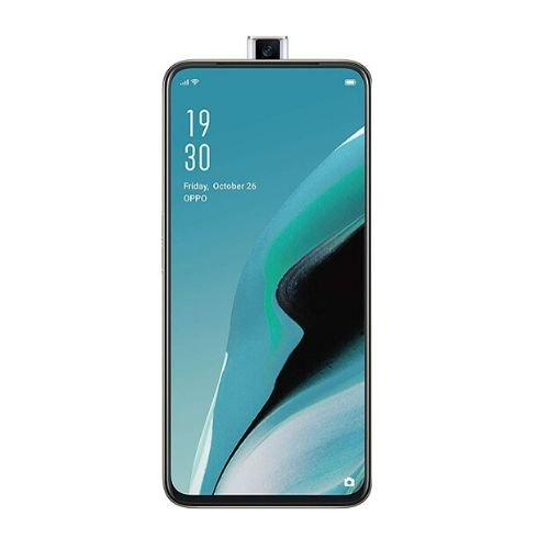 Oppo Reno 2F 6.5 Inch 8GB RAM 128GB ROM 48MP+8MP+2MP+2MP Quad Main Cam  Motorized Pop-up 16 MP Front Cam  4000mAh Battery By Oppo