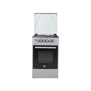 MIKA Standing Cooker, 50cm X 50cm, 3 + 1, Electric Oven, Kircili Grey - MST50PI31KG/MST50PU31S photo