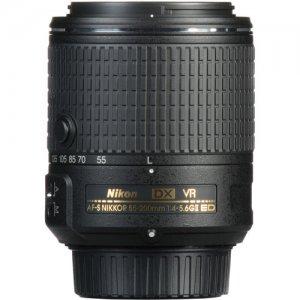 Nikon AF-S DX NIKKOR 55-200mm f/4-5.6G ED VR II Lens  photo