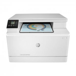 HP Color LaserJet ProMultifunction Printer M180N photo