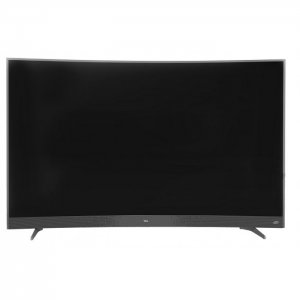 TCL 49 inch Full HD Curved  LED TV 49P3FS  Free Delivery photo
