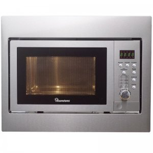 25 LITERS BUILT-IN MICROWAVE+GRILL STAINLESS STEEL- RM/311 photo