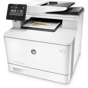 HP Laserjet Pro  M477fdw Colour laser MFP Print/Copy/Scan/Fax Duplex Scan Copy.ePrint/AirPrint/Network ready/Duplex/scan to email photo