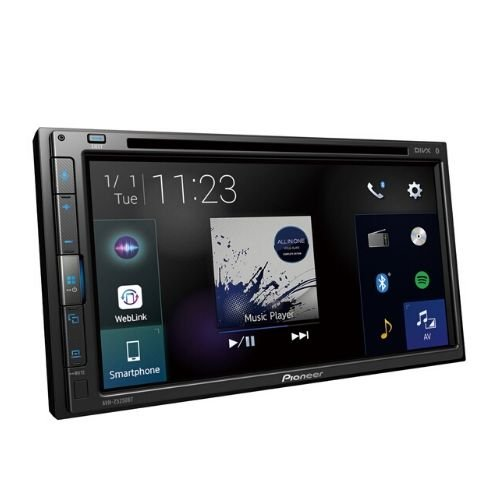 "Pioneer AVH-Z5250BT  6.8"" Touch-screen Multimedia player with Apple CarPlay, Android Auto & Bluetooth By PIONEER"