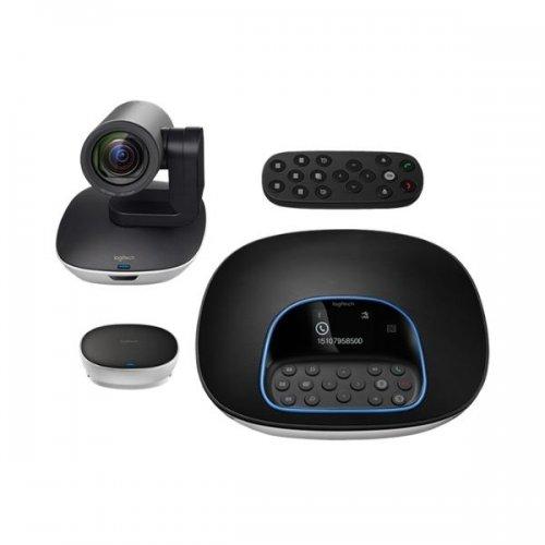 Logitech GROUP Videoconferencing System By Logitech