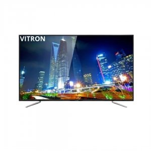 VITRON 55 INCHES SMART 4K ANDROID TV - HTC 5568US photo