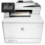 HP Color LaserJet Pro M477fnw All-in-One Laser Printer By HP