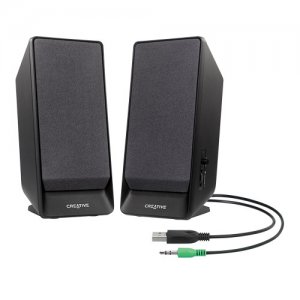 Creative A50 USB-Powered 2.0 Desktop Speakers photo