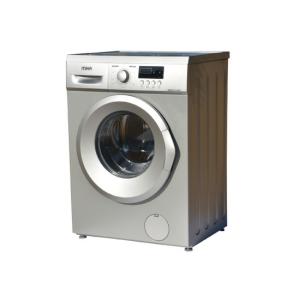 MIKA MWAFS3107SL Washing Machine, Fully-Automatic, 7Kgs, Silver photo