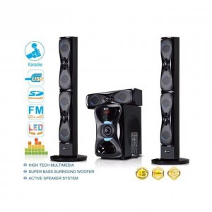 Sayona 3.1 Ch Speaker Subwoofer + Bluetooth -SHT1204BT photo