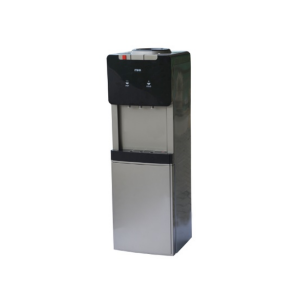 MIKA Water Dispenser, Standing, Hot, Normal & Cold, Compressor Cooling, Silver & Dark Grey MWD2701/SGR photo