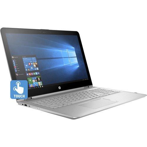 "Hp Envy x360 15m-dr0011dx Intel Core i5-8265U 1.6GHz 8GB 256GB SSD Intel UHD Graphics 620 15.6"" FHD micro-edge (1920 x 1080) Touchscreen Backlight Keyboard Bluetooth5 Fingerprint Reader Sandblasted Anodized Silver Windows 10  By HP"