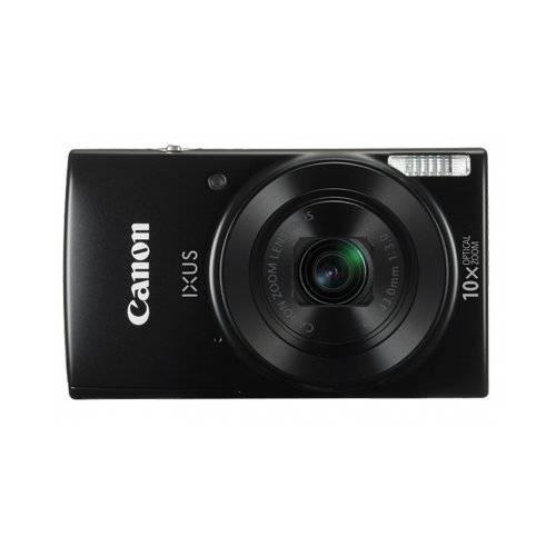 Canon IXUS 190 - 20 MP Digital Camera with 10x Optical Zoom By Canon