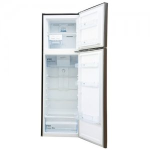 Von VART-37NMS Double Door Fridge 253L - Silver photo