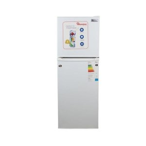 RAMTONS 128 LITERS 2 DOOR DIRECT COOL FRIDGE, WHITE- RF/174 photo