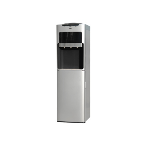 MIKA Water Dispenser, Standing, Hot, Normal & Cold, Compressor Cooling, Silver & Black-MWD2604/SBL photo