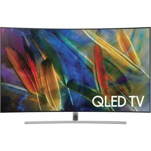 Samsung 65 INCH QLED QA65Q8CAMKXKE  Curved TV  photo