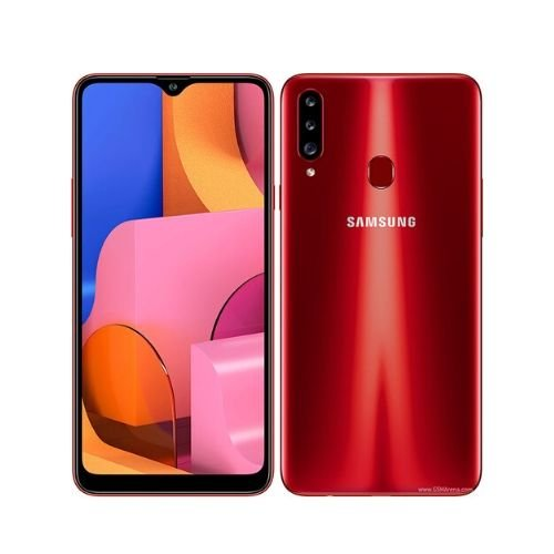"Samsung Galaxy A20s SM-A207F/DS - 6.5"" Inch - 3GB RAM - 32GB ROM - 13MP+8MP+5MP Camera - 4G - 4000 MAh Battery By Samsung"