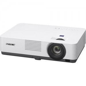 Sony 2800-Lumens XGA Desktop Projector (White) - VPL DX221 photo