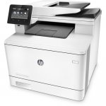 HP Color LaserJet Pro M477fdn All-in-One Laser Printer By HP