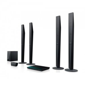 Sony BDV-E6100 5.1-Ch Blu-Ray Wi-Fi 4-Way Home Theatre System - 1000WATTS + BLUETOOTH photo