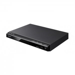 Sony HDMI USB DVD Player (DVP-SR760) - Black photo