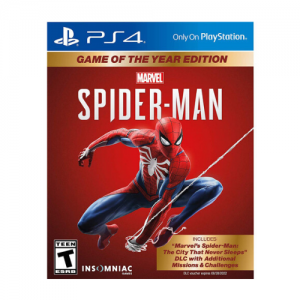 Sony SpiderMan: Game Of The Year Edition (PlayStation 4) photo