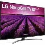 LG 55 Inch HDR 4K UHD Smart NanoCell IPS LED TV 55SM8100PVA By LG