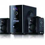 Sayona Subwoofer SHT-1094BT with 6000W PMPO By Sayona