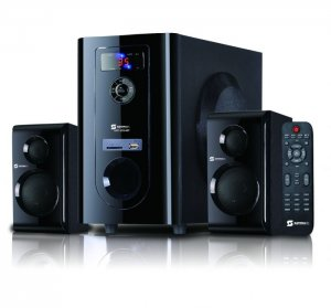 Sayona Subwoofer SHT-1094BT with 6000W PMPO photo