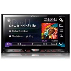 "Pioneer AVH-X8850BT 7"" Bluetooth DVD Apple CarPlay Android Auto By PIONEER"