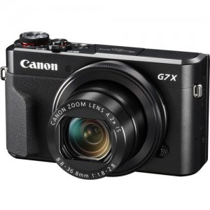 Canon PowerShot G7 X Mark II Digital Camera photo