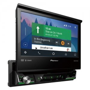 """Pioneer AVH-Z7250BT 7"""" Touch-screen Multimedia player with Apple CarPlay, Android Auto & Bluetooth photo"""