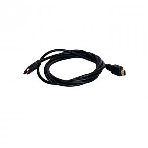 1.5 Meters HDMI Cable - Black photo
