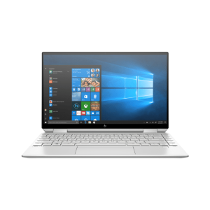 """HP  Spectre X360 2-in-1 13.3"""" 4K Ultra HD Touch-Screen Laptop - Intel Core I5 - 8GB Memory - 256GB SSD - Natural Silver(13-aw0003dx/2V874UA) photo"""