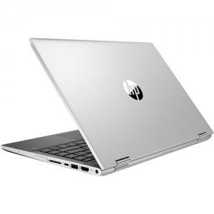 HP 14 Intel Core i5 8th Gen 14-inch FHD Thin and Light Laptop (8GB/256GB SSD/Windows 10 Home/Silver 14-cf0051od photo