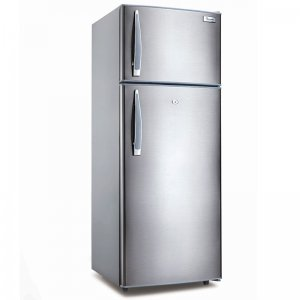 213 LITERS 2 DOOR DIRECT COOL FRIDGE, TITAN SILVER- RF/257 photo