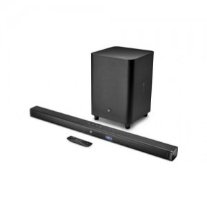 JBL Bar 3.1 450W 4K Ultra HD Soundbar with Wireless Subwoofer photo