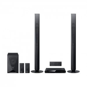 Sony Sony DAV-DZ650 - 1000W DVD Home Theater System , 5.1CH, Bluetooth - Black photo