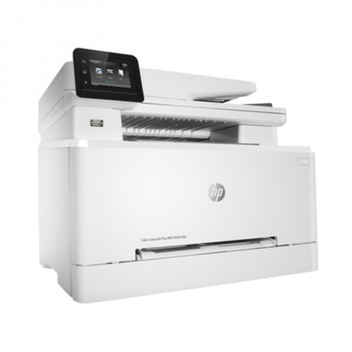 HP Laserjet Pro M281FDN Colour laser MFP print/copy/scan/fax ePrint/AirPrint Network Ready By HP