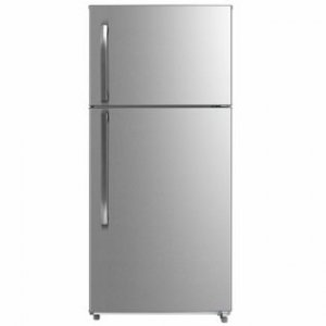 511 LITERS DOUBLE DOOR NO FROST FRIDGE, SILVER- RF/298 photo