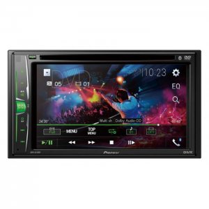 "Pioneer AVH-A215BT 6.2"" WVGA Touchscreen Display, Built-in Bluetooth®, Direct Control for iPod/iPhone and Certain Android Phones Car Headunit  photo"