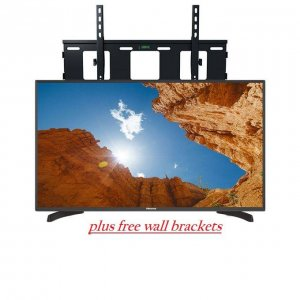 HISENSE  32 inch HD Digital LED TV + free wall brackets HE32N50HTS photo