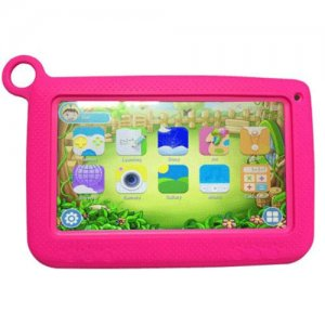 "IConix C703 Kids Tablet: 7.0"" Inch - 512MB RAM - 8GB ROM - 0.3MP Camera - WiFi - 3000 MAh Battery photo"