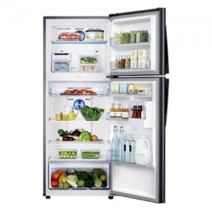 Samsung RT40K5052S8 Top Mount Freezer Fridge 321L – Silver photo