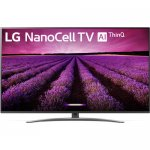 LG 49 Inch HDR 4K UHD Smart NanoCell IPS LED TV 49SM8100PVA By LG