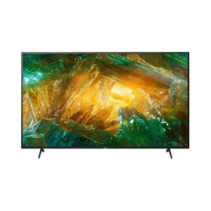 KD65X8000H Sony 65 Inch 4K ANDROID SMART HDR 10+ TV 2020 MODEL photo