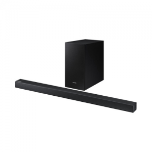 Samsung Soundbar With Wireless Subwoofer And Bluetooth- (HW-R450/ZN) photo