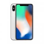 "Apple IPhone X, 5.8"", 64GB (Single SIM) Space Grey/Silver By Apple"